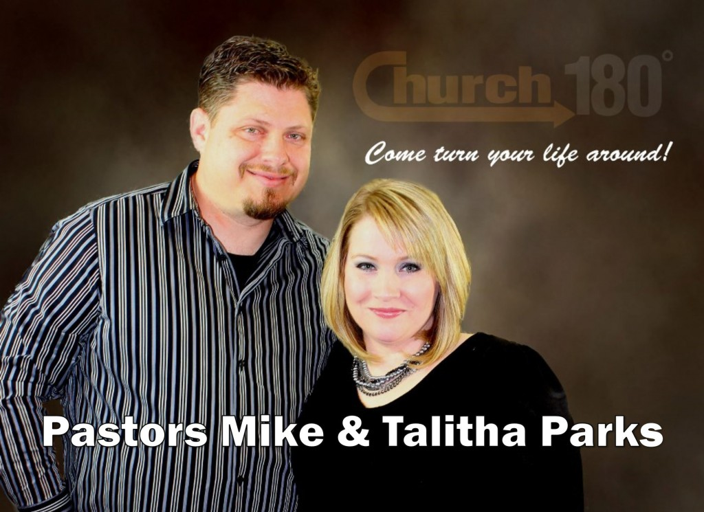 Pastor Mike and Talitha